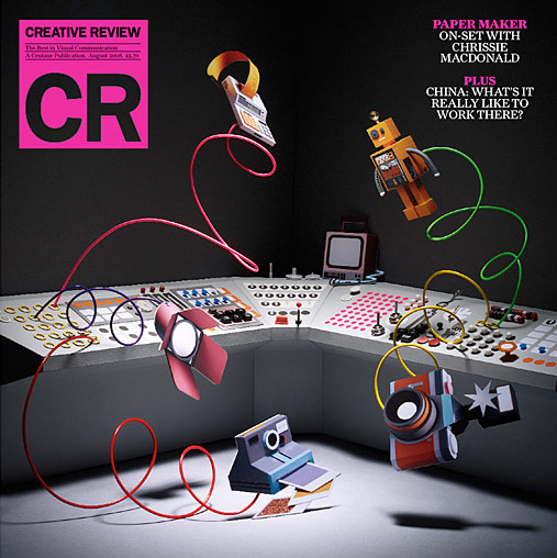 Creative Review, August 2008