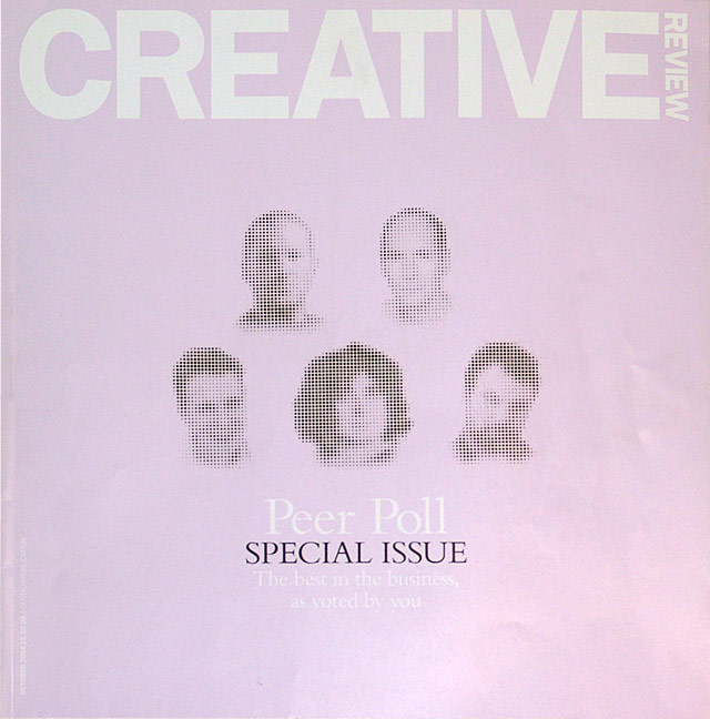 Creative Review, October 2004