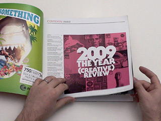 Creative Review, December 2009