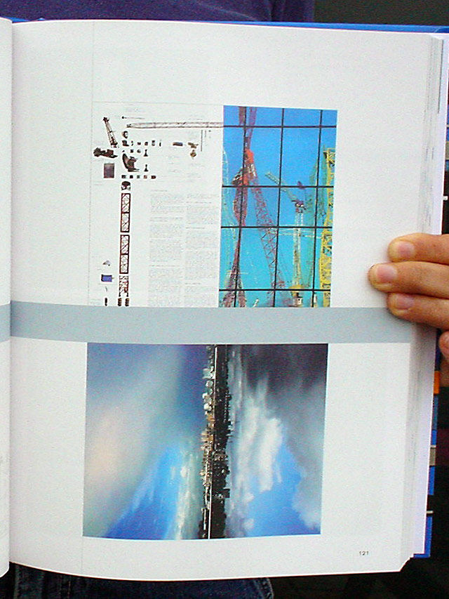 Colossal Design, 2003
