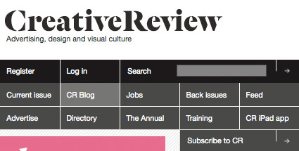 Creative Review, 20 October 2014