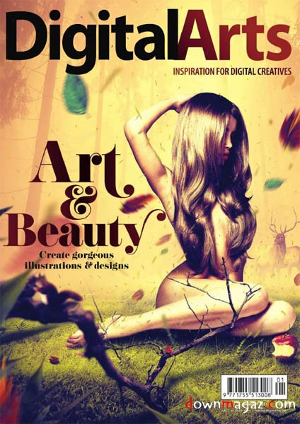 Digital Arts, January 2011
