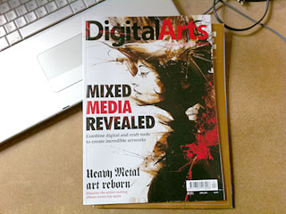 Digital Arts, April 2011