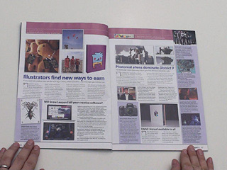 Digital Arts, October 2009