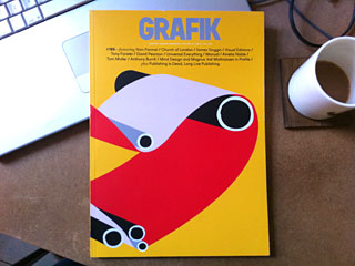 Grafik, April 2011