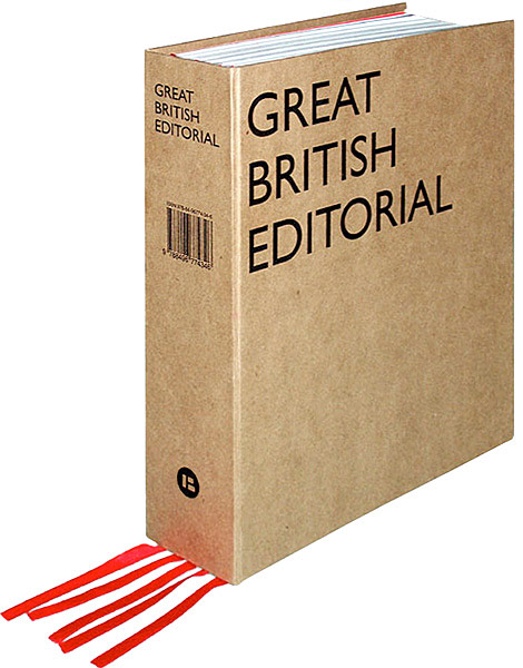 Great British Editorial Design, 2008