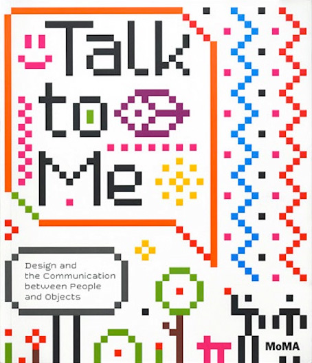 Talk To Me catalogue cover