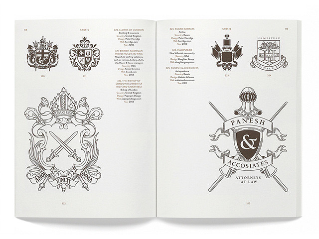 Modern Heraldry: Seals, Stamps, Crests & Shields - UK, 2 October 2015