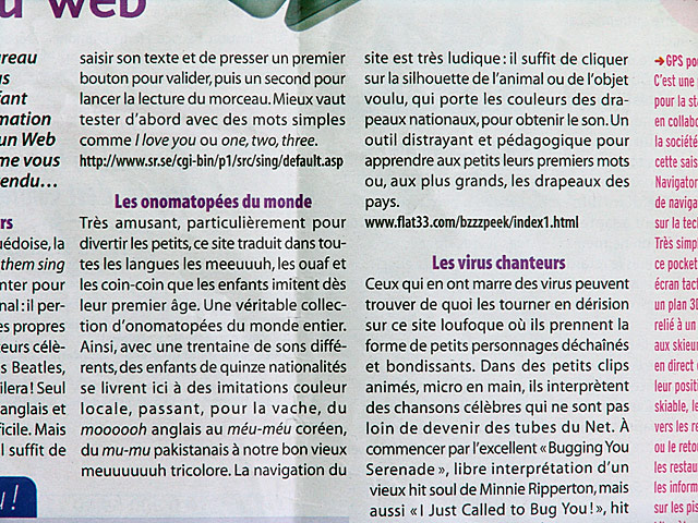 TV Magazine, Le Figaro